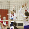 Saturday, November 12, 2011. AuSable Valley Central High School vs. Voorheesville High School in Plattsburgh.  Voorheesville won 3-0.<br><br>(P-R Photo/Gabe Dickens)