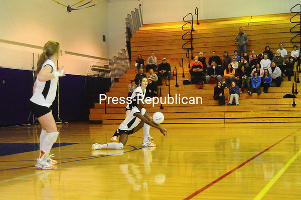 Monday, January 18, 2010. AuSable Valley Cshtral High School vs. Plattsburgh High School in Clintonville.  PHS won 3 games to 1.<br><br>(Staff Photo/Kelli Catana)