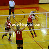 Tuesday, November 2, 2010. Beekmantown Central High School vs. Saranac Central High School in Saranac.  Beekmantown won 3-0.<br><br>(Staff Photo/Kelli Catana)