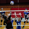 Tuesday, September 30, 2014. Peru plays Beekmantown Monday during CVAC Girls Volleyball in Beekmantown.  <br /><br />(P-R Photo/Rob Fountain)