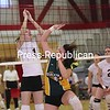 Northern Adirondack Central High School at Beekmantown.  NAC failed to continue on through Section VII Class C competition.<br><br>(P-R Photo/Michael Betts)
