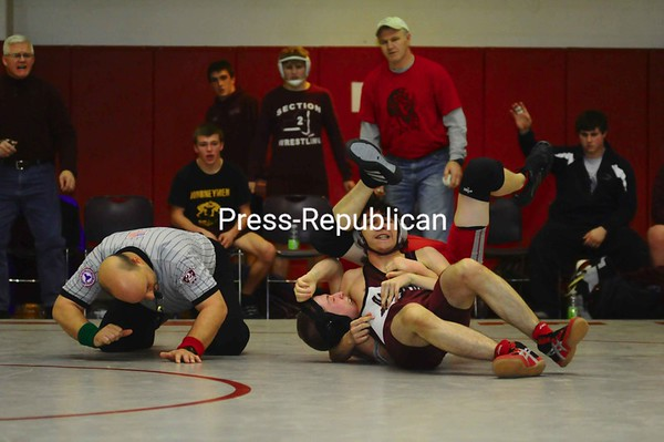 Tuesday, December 29, 2009. Fifth-Annual Eric Pellerin Memorial Tournament at Beekmantown Central High School. <br><br>(P-R Photo/Nick Chowske)
