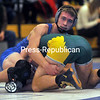 Wednesday, January 2, 2013. The Indians held off the Bobcats, 45-30, at Wednesday's Champlain Valley Athletic Conference wrestling match.  <br /><br />(P-R Photo/Rob Fountain)