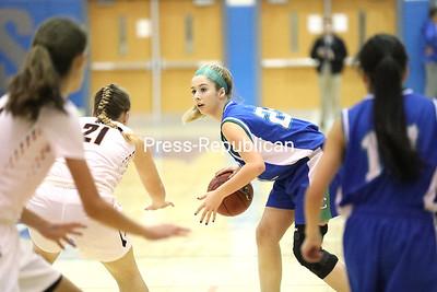 Girls NYSPHSAA Class C Basketball Regional Semifinal