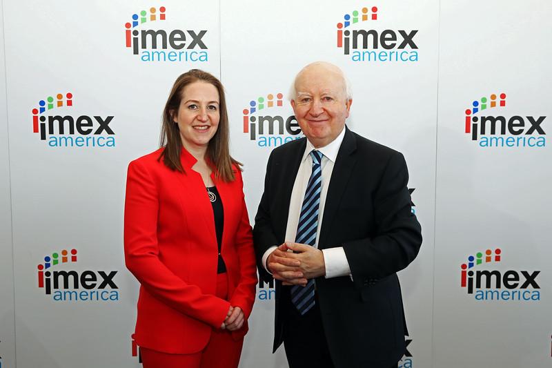 Ray and Carina IMEX America 2018