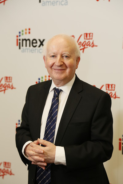 Chairman of IMEX Group Ray Bloom