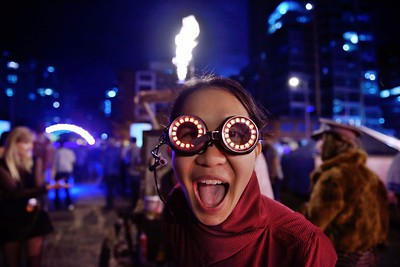 Beakerhead Festival, Calgary. Photo credit Skift.