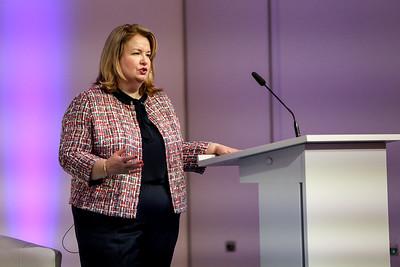Amanda Whitlock, Director, Global Strategic Events, EY
