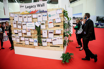 The Legacy Wall, Hall 9