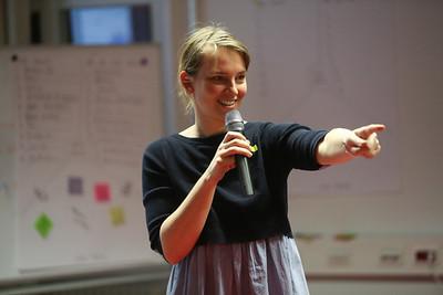 Anne Kjaer Riechert, keynote speaker at She Means Business on EduMonday