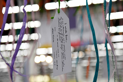 Wishes may not grew on real trees but at IMEX in Frankfurt's Discovery Zone, there's still time to add your wish.