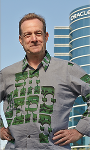Paul Sallinger, former Vice President of Marketing for Oracle and a Past President of the Green Meeting Industry Council