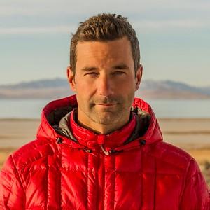 Daniel Fox, Solo Wilderness Explorer, Author of Feel the Wild,  Feel the Wild VR