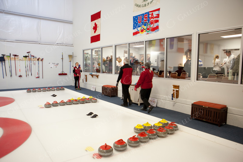 Laphroaig Curling Event 2010-Feb-051