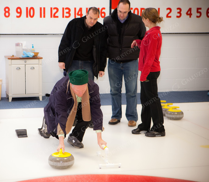 Laphroaig Curling Event 2010-Feb-091