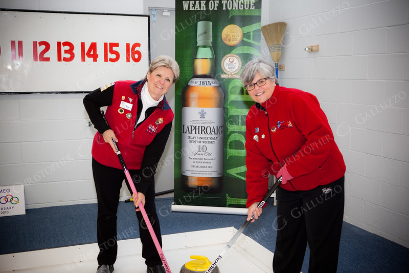 Laphroaig Curling Event 2010-Feb-130