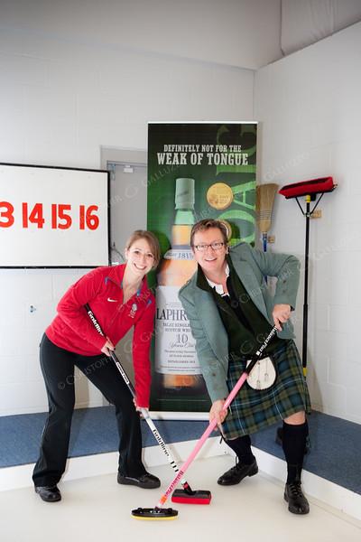Laphroaig Curling Event 2010-Feb-127