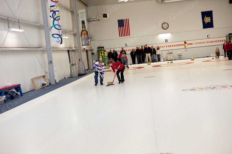 Laphroaig Curling Event 2010-Feb-141