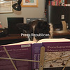 Studying for midterms <br /> <br /> Photographer's Name: John Sims<br /> Photographer's City and State: Plattsburgh, NY