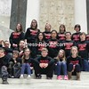 Reality Check Members from North Eastern Clinton Central School, Stafford Middle School and Plattsburgh High School went to Albany, NY to speak with their representatives about tobacco advertising in their community<br /> <br /> Photographer's Name: Kimberly Cummins<br /> Photographer's City and State: Plattsburgh, NY