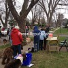 Pet aid station for pet walk<br /> <br /> Photographer's Name: Lee Ann  Thomas<br /> Photographer's City and State: Plattsburgh, NY