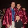Jonathan McDonald, Casey McGibbon, Caseys little brother Joseph Paola