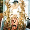 """For the past four years, the Downs' Haunted House has been an attraction attended by many in the town <br /> <br /> of Peru on Halloween night. The yard is decorated with a ghoulish cemetery of 35 hand crafted gravestones, <br /> <br /> a creepy corn field with a frightful scarecrow, glowing lights of orange, and a scary house of horror. On <br /> <br /> Halloween night, free of charge to the public - a display of 20-25 eerie characters also come out to cause havoc<br /> <br /> and chill individuals to the bone. <br /> <br />  <br /> <br /> This has become a hobby to me and my husband, Bill. We begin October 1st to prepare sceneries, make costumes, <br /> <br /> and think of new """"gotcha"""" projects. We have about 30 family and friends that help us put on this """"show of terror"""" <br /> <br /> that lasts 4-5 hours."""