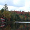Fall on Loon Lake