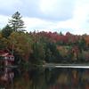 Fall on Loon Lake