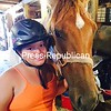 There isn't a better best friend than a girl's horse.<br /> <br /> Photographer's Name: Loralee Parah<br /> Photographer's City and State: Chazy, NY