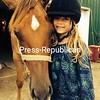A girl and her horse - True Love!<br /> <br /> Photographer's Name: Loralee Parah<br /> Photographer's City and State: Chazy, NY