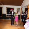 Princess Elena Bushy and Prince Jay Reid, Lake Placid's Jr/Sr prom royalty on May 17, 2014. <br /> <br /> Photographer's Name: Lora Bushy<br /> Photographer's City and State: Wilmington, NY