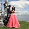 Lauren Stanley and her date Liam.  Plattsburgh High School (2014).<br /> <br /> Photographer's Name: Aaron Stanley<br /> Photographer's City and State: Plattsburgh, NY