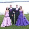 Hayley Waldron, Jesse Larose, Derek Waldron and Amanda French