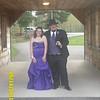 Brandie and Peter, senior prom