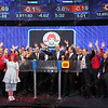 Wendy's CEO closes the market with Nasdaq CEO & Executives