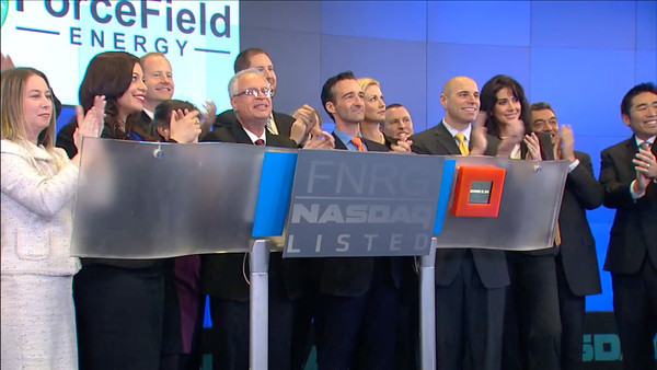 ForceField Energy Closing Bell