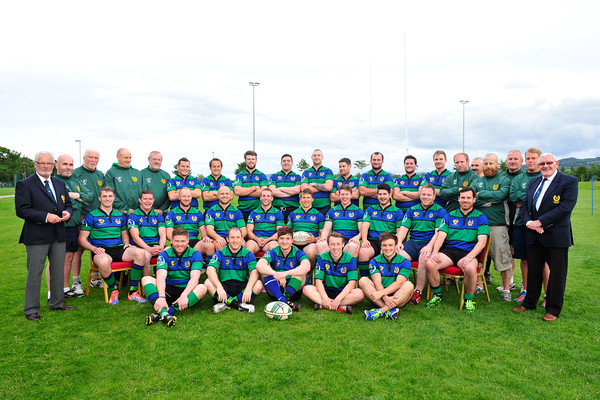 1st Team. Seapoint Rugby Club 2015. ©Margaret Brown 2015