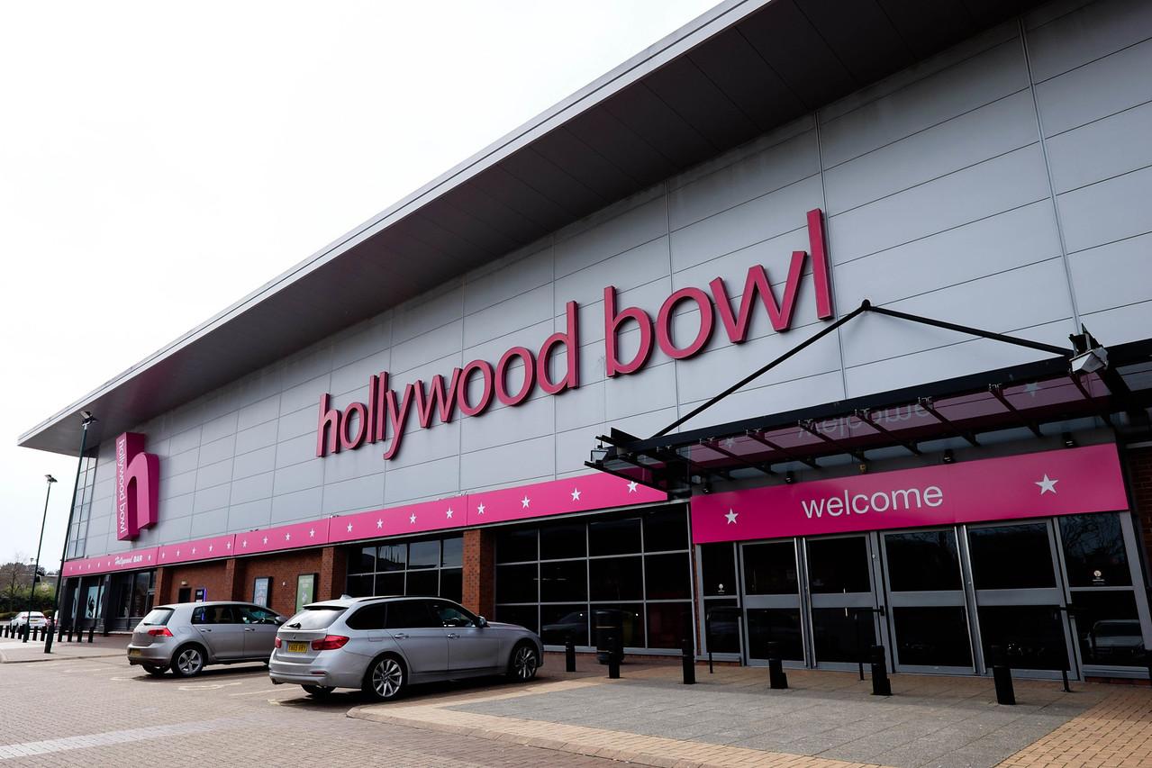 Hollywood Bowl, Rubery, Birmingham