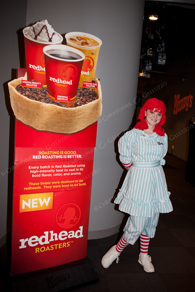 Wendy's analyst day at Nasdaq MarketSite