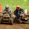 Lawn Mower Racing, a local tradition, taking place in Worcestershire, June 20 2015