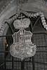 Skeleton Bones as Shield, Kunta Hora, Czech Republic