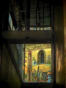 windows, castle