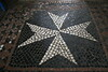 """Maltese Cross Mosaic, Prague"""
