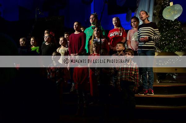 PRBC CHILDREN'S CHRISTMAS PROGRAM 2017