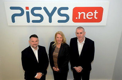 Business image for Welsh technology company, Pisys.