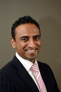 Business portrait of Thasan Yoganathan from Barleybind Ltd.