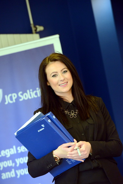 Portrait shot for JCP Solicitors