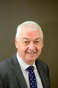 Portrait of Mike Hayden corporate director, Barclays.