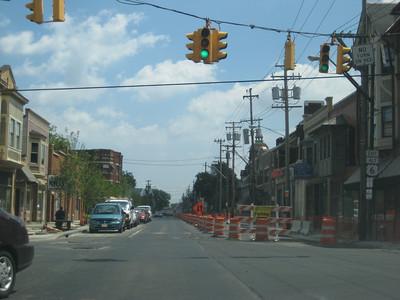 Detroit Shoreway-Streetscape Imprvmt